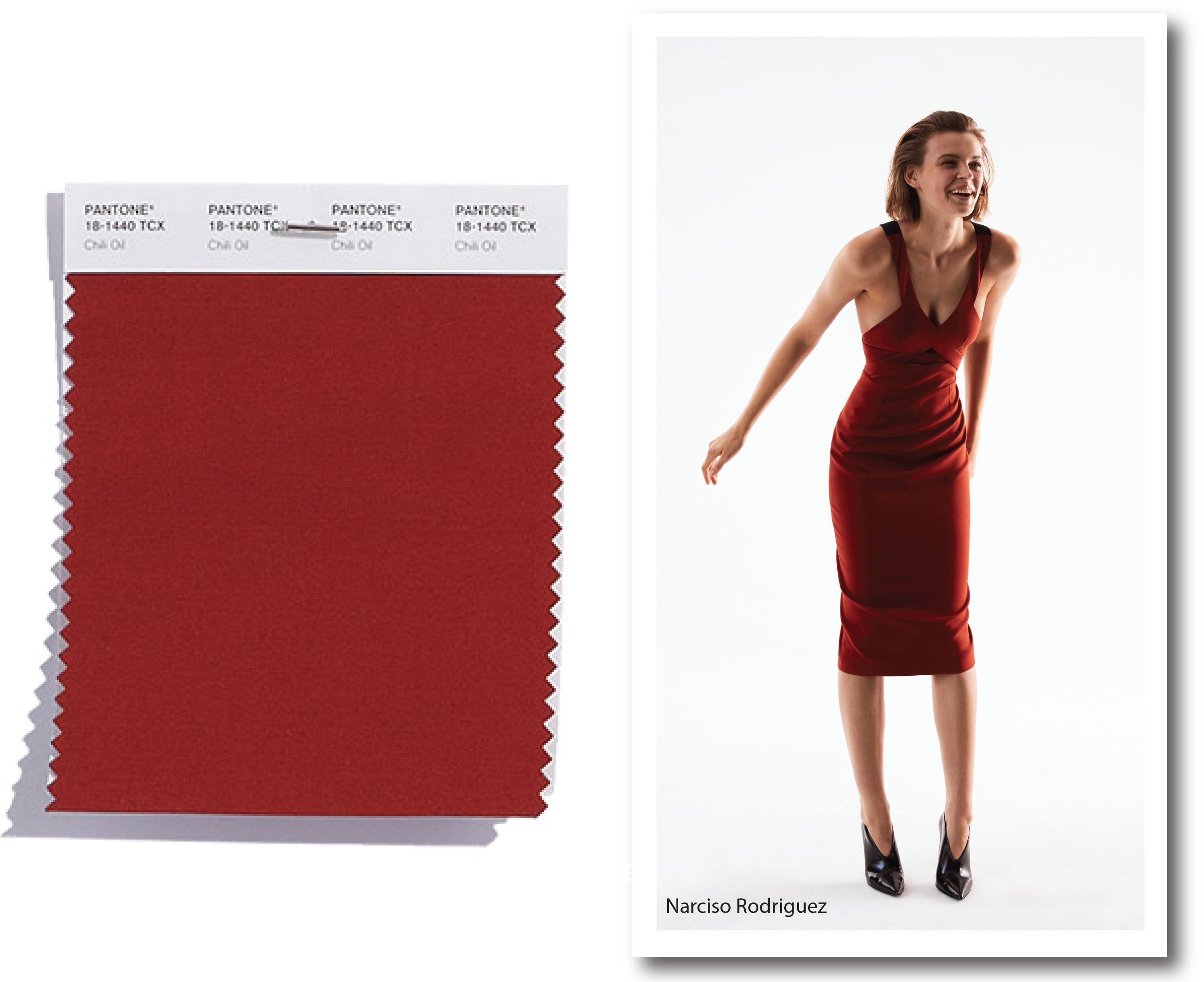 Sedia Pantone Marrone : I colori pantone secondo bonaldo