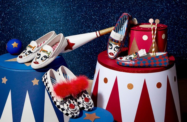 Tods-Circus-Capsule-Collection-Gommino-Mocassins