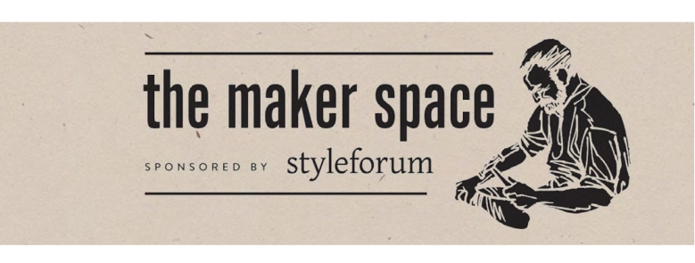 Styleforum's-Maker-Space-Invitation